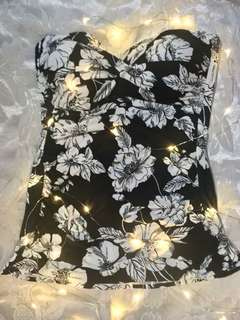 Floral Tankini