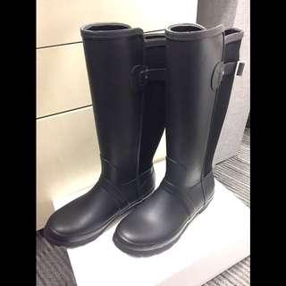 包郵 女裝水鞋 水boots 高筒 全身 Size 40