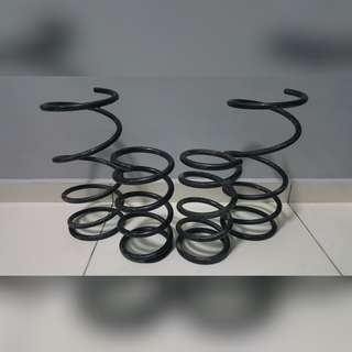 Original CBU Stock Spring For Honda Jazz Fit GD3