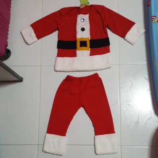 Baby Christmas Suit Wear