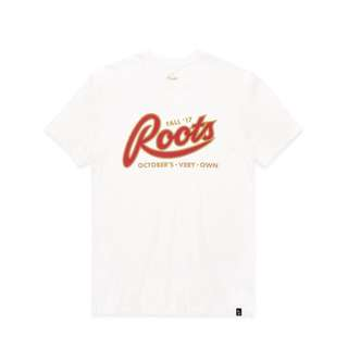 OVO October's Very Own x Roots Tee Cream (Medium/Small)