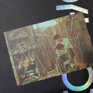 [WTT] UNB LIMITED EDITION ALBUM POSTCARD JUN