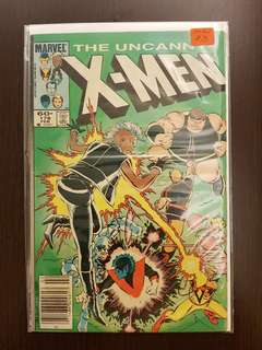 The Uncanny X-Men (vol.1) #178