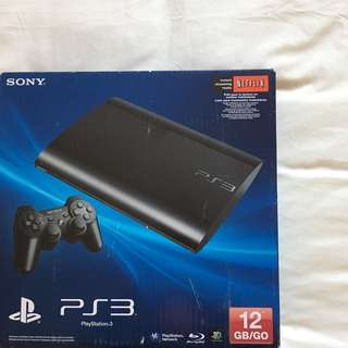 NEW PS3