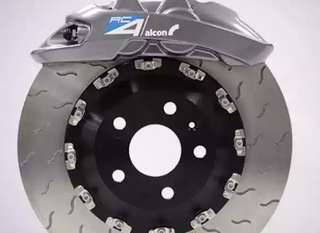 ALCON RC4 big brake kit for Mercedes GLE400 4 matic