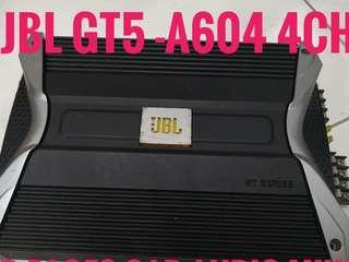 Jbl gt5 a604 4ch