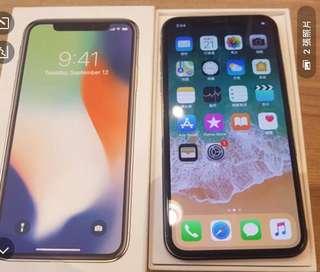 IphoneX 256G 白 9成9新