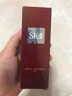 SK2 Facial Treatment Oil