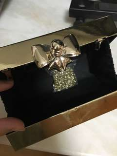 Mini clutch (with chain) (Brand NEW)