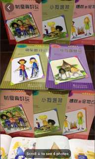 Milly Molly Bilingual Story Books