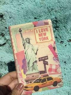 NY Notebook