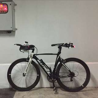 Full Carbon TT bike/ Full Carbon Road Bike