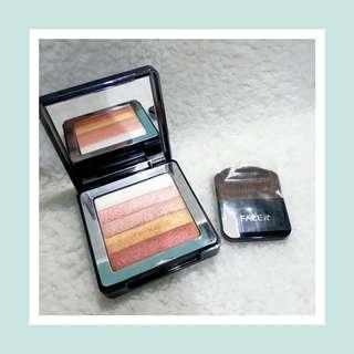 The Face Shop Baked Shimmer Blush/Highlighter