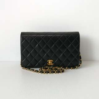 Authentic Chanel Small Clutch Bag