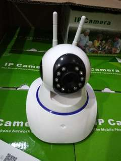 Cctv ip cam wifi