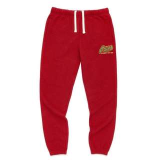 OVO October's Very Own x Roots Sweatpants Red (Medium)