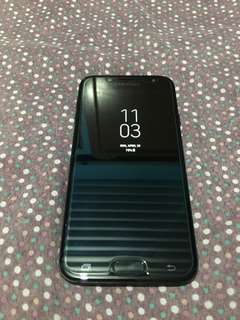 32GB SAMSUNG J7 PRO (Black) FREE 8GB MEMORY AND TEMPERED GLASS