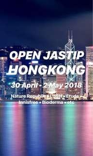 OPEN JASTIP HONGKONG