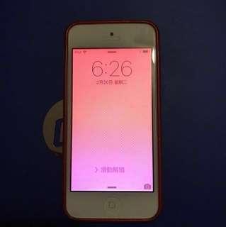 ipod touch 5 32gb 不連耳機 99%新 連套