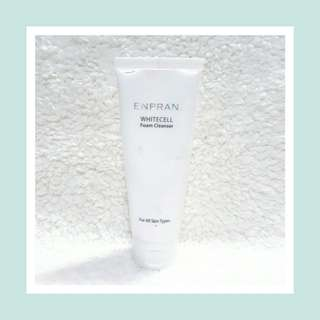 Enprani White Cell Foam Cleanser