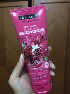 Freeman mask pome