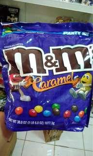 M&M's Caramel Pantry Size 1kg