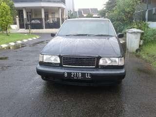 Jual cepat Volvo 850GLT tahun 1997 2500cc mantap