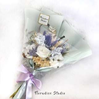 Flower Bouquet - winter