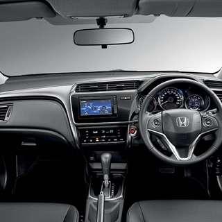 Original Honda City Hybrid Double Din