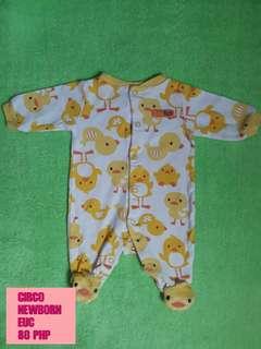 Circo Newborn Frogsuit