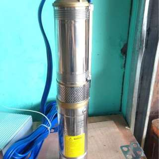 Dc pump submersible pump