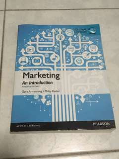 Marketing | An Introduction | Gary Armstrong Philip Kotler | 12th Edition