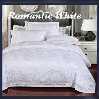 Supreme Victorian Design Wedding Bedset