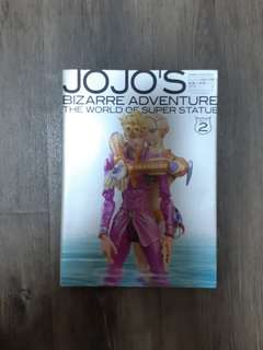 Jojo Bizzare Adventure Super Statue Book Part 2