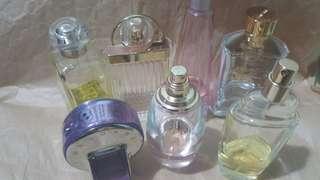 perfumes (females)