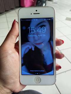 Iphone 5 g 64 GB