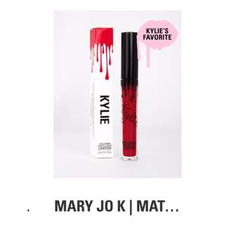 MARY JO K | Kylie