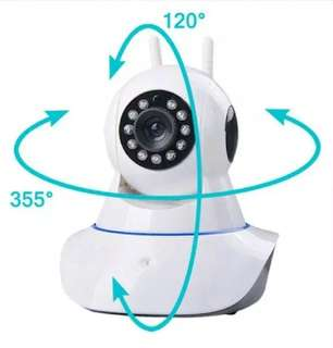 Cctv wifi baby cam