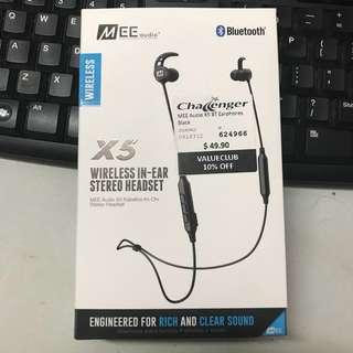 MEEaudio X5 Bluetooth in-ear earphones