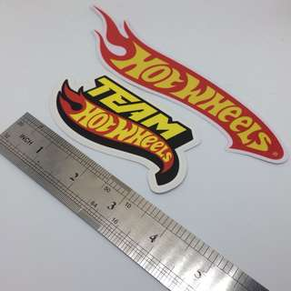 Sticker : Hot Wheels