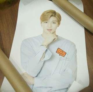 Kang Daniel Yo-Hi Poster Out Of Production