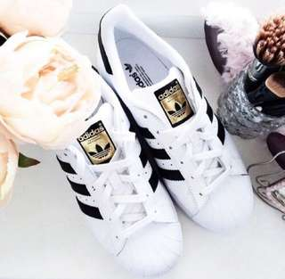[LAST INSTOCK] Adidas Superstar Golden Label Shoes (BNIB)