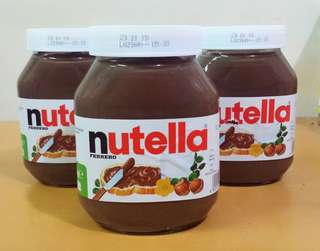Nutella 800g (From Italy)