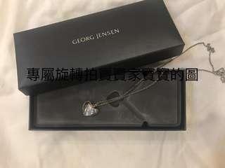 Georg jensen925純銀項鍊