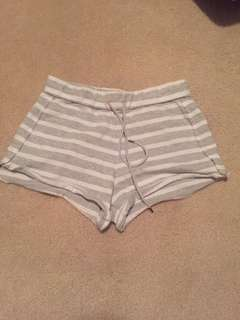 REDUCED ** Calvin Klein striped shorts