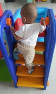 Original 2in1 Family-style child Chiaki slides