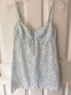 Wilfred bustier tank size small