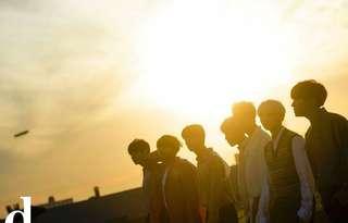 🚚 BTS 防彈少年團💣Dicon 專屬寫真周邊組合