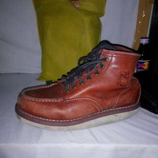 sepatu boots united arrow