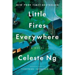Little Fires Everywhere by Celeste Ng - EBOOK